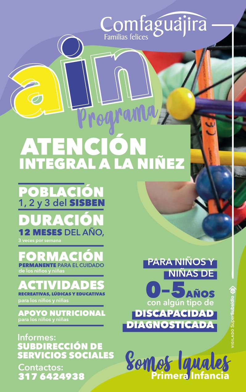 atencion integral a la niñez